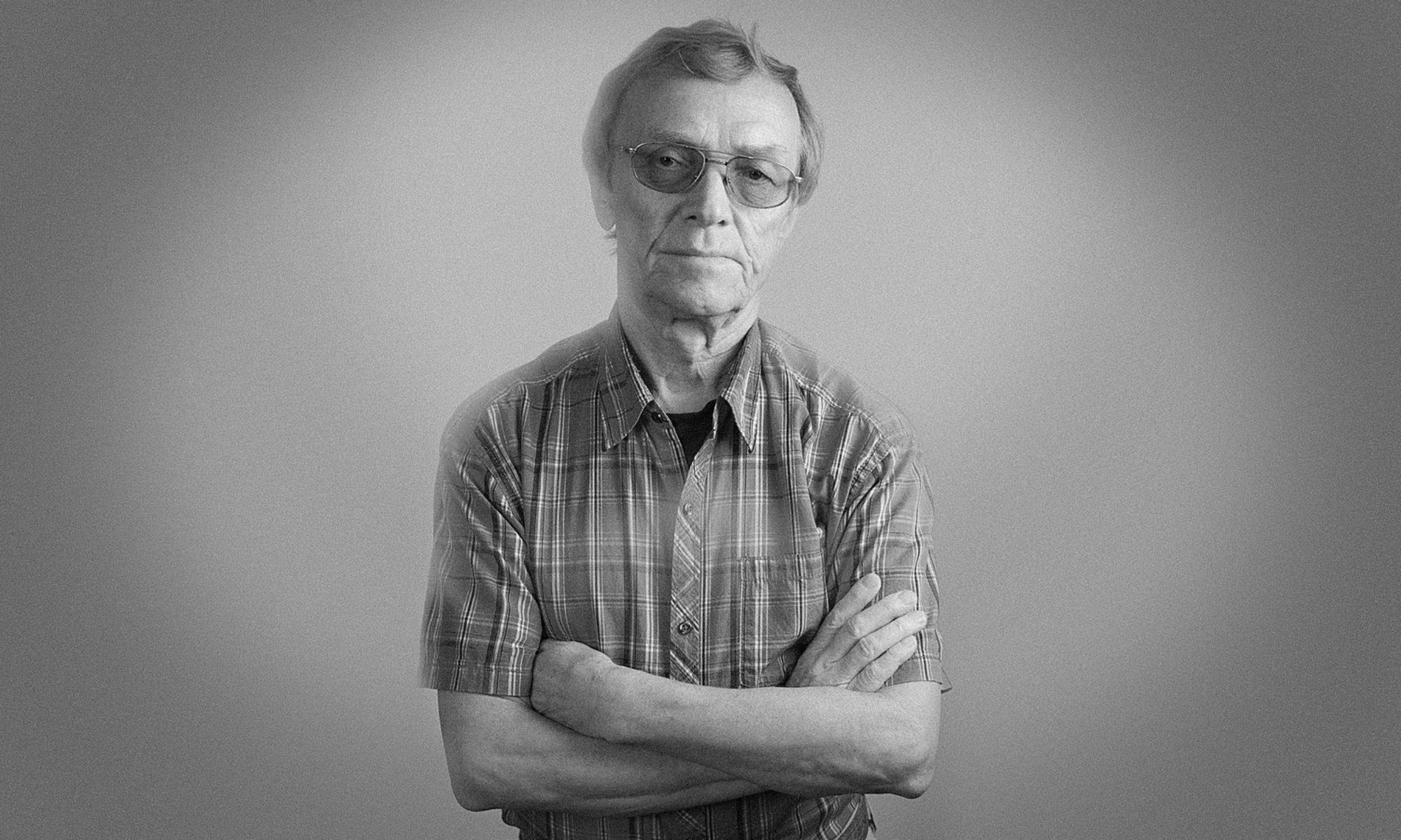 Кинорежиссер Анатолий Балуев